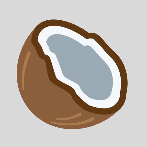 ロゴココナッツ