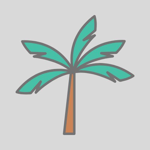 ロゴやしの木